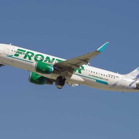 Food & Wine: Frontier Is Giving a Free Flight to People With the Last Name Green (or Greene)