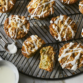 Food & Wine: Zucchini Muffins with Coconut-Cashew Streusel
