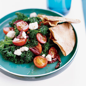 Food & Wine: Greek Kale Salad