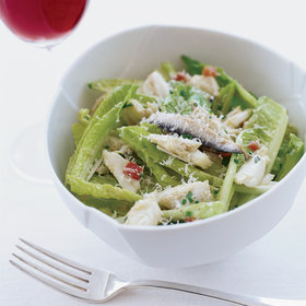 Food & Wine: Crab Salad with Caesar Vinaigrette