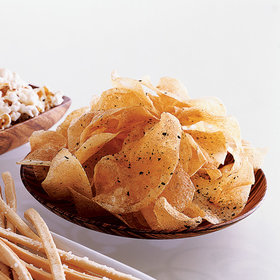Food & Wine: Potato Chips and Wine