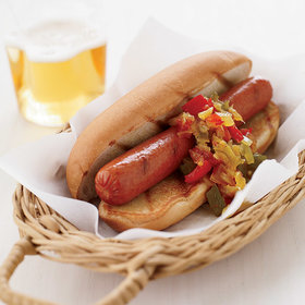Food & Wine: 9 Best DIY Condiments for Hot Dogs