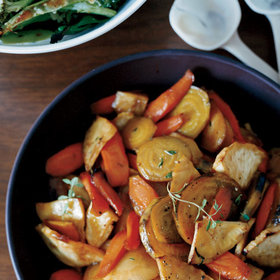 Food & Wine: Healthy Winter Recipes For a Crowd