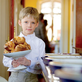 Food & Wine: Kid-Friendly Thanksgiving Recipes