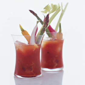 Food & Wine: Zee Spotted Pig Bloody Mary