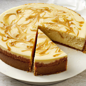 Food & Wine: Dulce de Leche Cheesecake