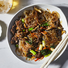 Food & Wine: Korean Japchae