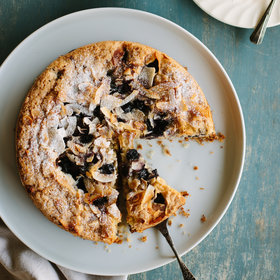 Food & Wine: Blueberry, Lemon and Coconut Cake