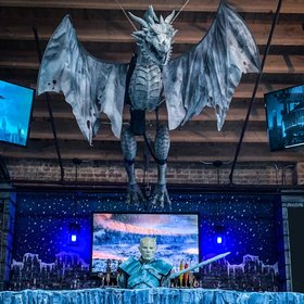 Food & Wine: You Can Sit in the Iron Throne at This 'Game of Thrones' Bar in Chicago