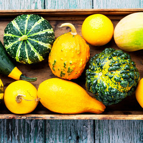 Food & Wine: 14 Types of Squash: Your Guide to Winter and Summer Squashes