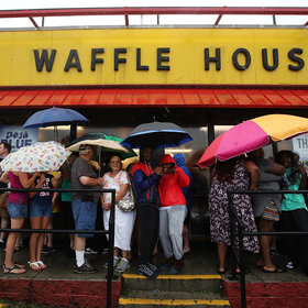 mkgalleryamp; Wine: Hurricane Michael Forced Waffle House to Close 30 Restaurants