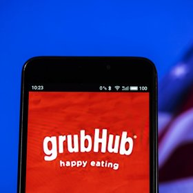mkgalleryamp; Wine: Grubhub Just Bought This College Startup for $150 Million, Firing the Latest Shot in the Food Delivery Wars