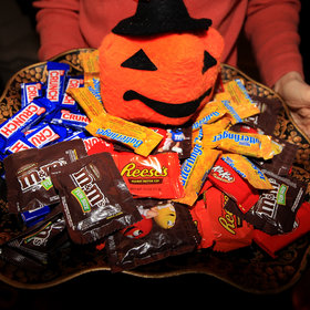 Food & Wine: America's Favorite Halloween Candy? It's Definitely Not Candy Corn