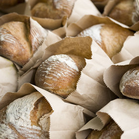 Food & Wine: Here's Why Grocery Stores Sell Bread In Paper Bags