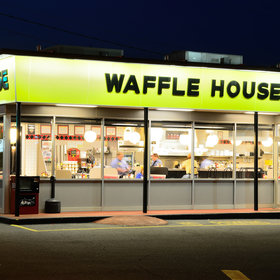 Food & Wine: Waffle House is Dimming the Lights and Taking Reservations for Valentine's Day
