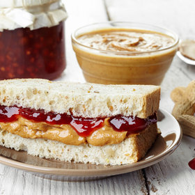 Food & Wine: Turns Out NBA Players Are All Obsessed With PB&J Sandwiches