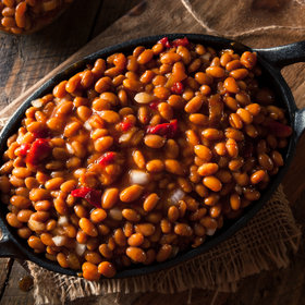 Food & Wine: The Secret to Making Canned Baked Beans Taste Homemade