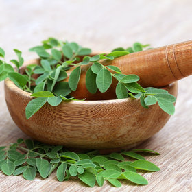 Food & Wine: Is Moringa the New Kale? Here's What an RD Thinks