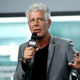 Food & Wine: Anthony Bourdain Sometimes Travels With a