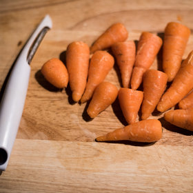 Food & Wine: How to Salvage a Bag of Carrots That Are Past Their Prime