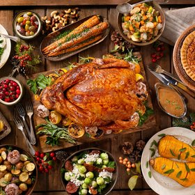 Food & Wine: The USDA Says It's No Longer Safe to Eat Thanksgiving Leftovers