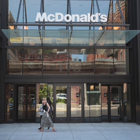 mkgalleryamp; Wine: McDonald's New Chicago Headquarters Is Officially Open