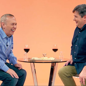 Food & Wine: Gilbert Gottfried Has a Hidden Wine-Tasting Talent