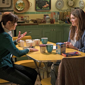 Food & Wine: Calling All Gilmore Girls Fans! You Can Soon Eat Lunch at Lorelai's Actual House