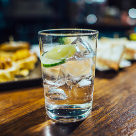 Food & Wine: Gordon's Gin Is Promising Free Gin & Tonics to Delayed Commuters