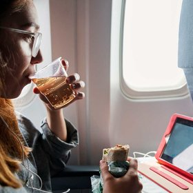 Food & Wine: Why You Should Always Order Ginger Ale on a Flight