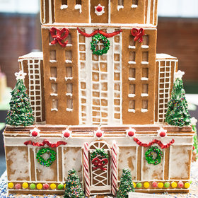Food & Wine: 10 Gingerbread-ified Versions of Famous Landmarks From Around the Globe