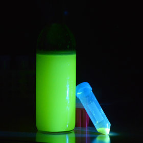Food & Wine: This Guy Homebrewed Glow-in-the-Dark Beer and So Can You