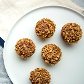 Food & Wine: Gluten-Free Pumpkin Muffins