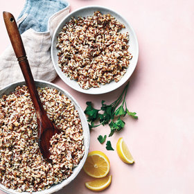 Food & Wine: The Secret to Cooking Three Grains at Once (with Perfect Results)