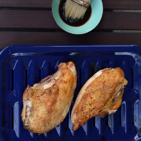 Food & Wine: Grilled Chicken with Pomegranate Molasses