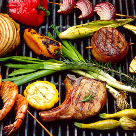 mkgalleryamp; Wine: The 7 Mistakes You're Making When Grilling, According to a Pro