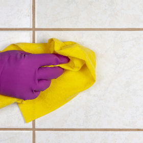 mkgalleryamp; Wine: How to Clean Even the Dirtiest Kitchen Grout