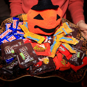 Food & Wine: Here's Your Favorite Halloween Candy, by State