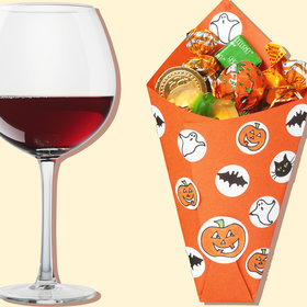 Food & Wine: The Perfect Wines to Pair With Your Favorite Halloween Candy