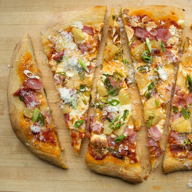 Food & Wine: Hawaiian Pizza