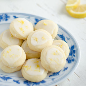 Food & Wine: 3 of the Best, Butteriest Cookies Ever