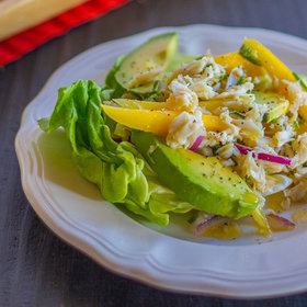 Food & Wine: 10 Mango Salads to Revitalize Lunchtime