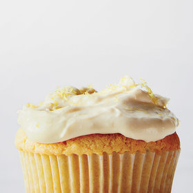 Food & Wine: Lemon-Ricotta Cupcakes with Fluffy Lemon Frosting