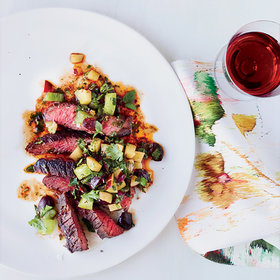 Food & Wine: 10 Best Grilled Skirt Steak Recipes
