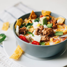 Food & Wine: Turkey Tortilla Soup