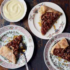 Food & Wine: Custard & Cream Pies and Tarts