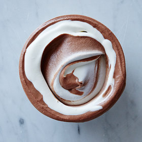 Food & Wine: Extra-Creamy Chocolate Mousse