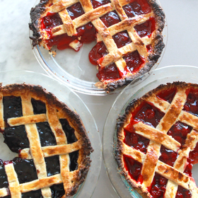 """Food & Wine: I Tested Two """"Secret"""" Ingredients in Pie Crust and Only One Made A Difference"""