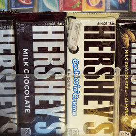 Food & Wine: Hershey Makes a Pledge to Cut Calories