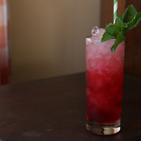 Food & Wine: How to Make an Insanely Refreshing Hibiscus Mojito